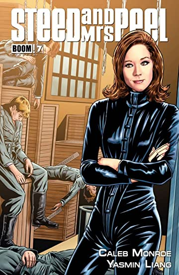 Steed and Mrs. Peel: Ongoing #7