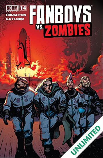 Fanboys vs. Zombies #14