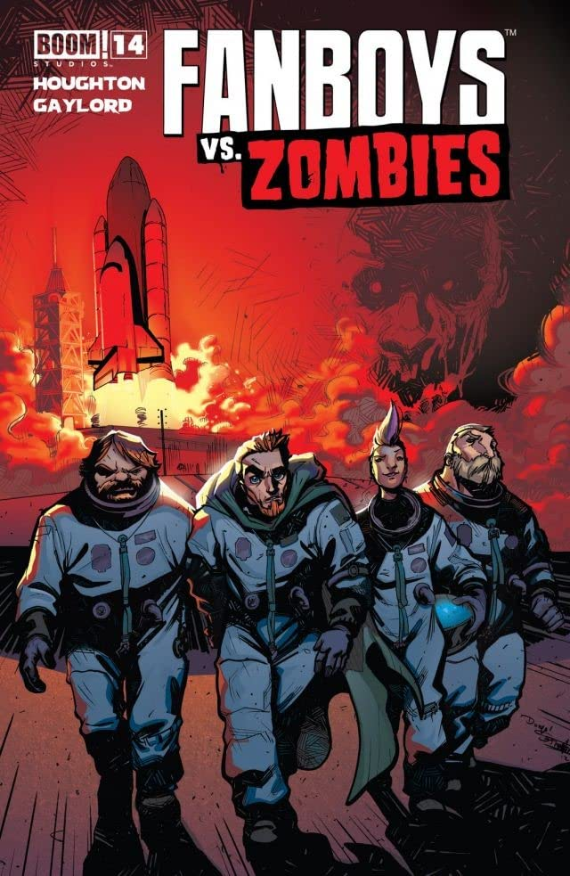 Fanboys vs. Zombies #14