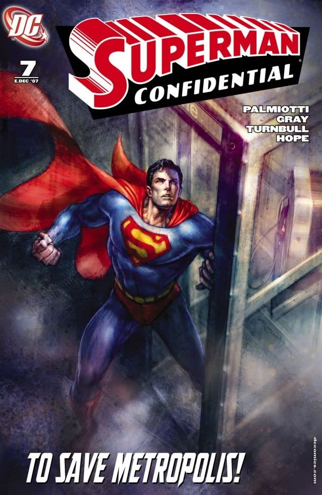 Superman: Confidential #7