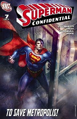 Superman: Confidential #7
