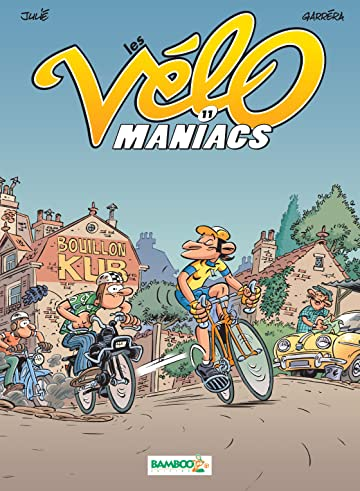 Les Vélomaniacs Vol. 11