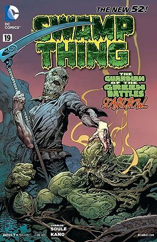 Swamp Thing (2011-2015) #19