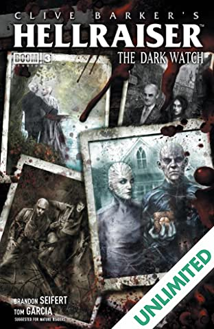 Hellraiser: The Dark Watch #3