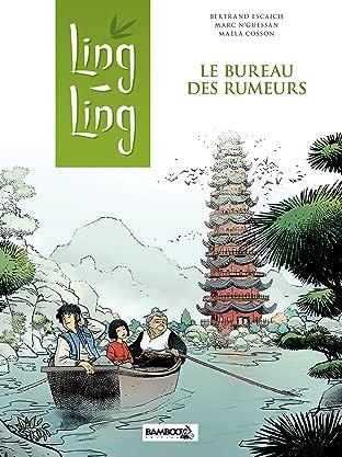 Ling-Ling Tome 1: Le bureau des rumeurs