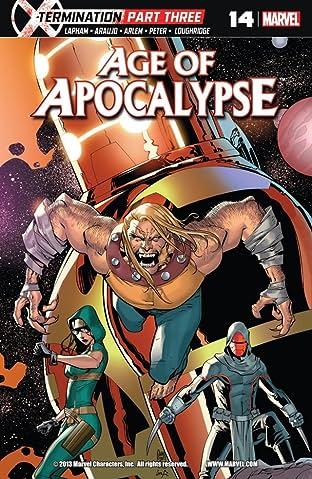 Age of Apocalypse (2012-2013) No.14
