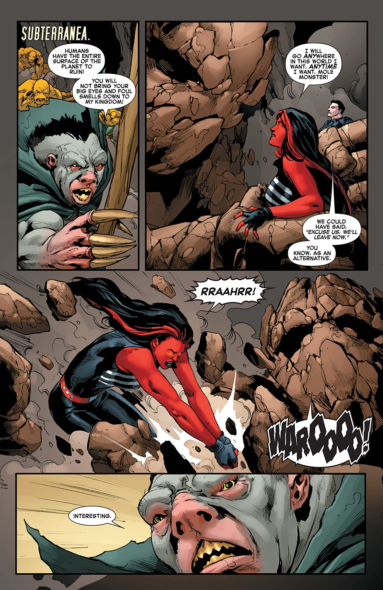 Red She-Hulk (2012-2013) #64