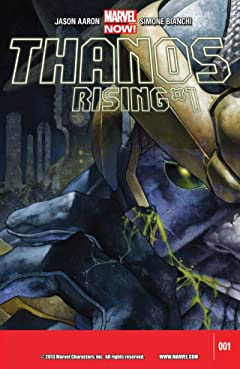 Thanos Rising No.1 (sur 5)