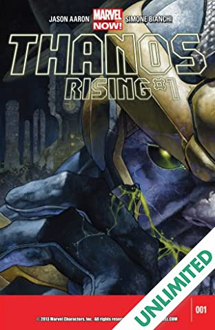 Thanos Rising #1 (of 5)