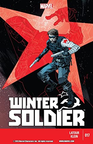 Winter Soldier No.17