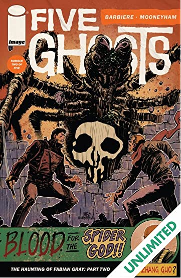 Five Ghosts #2