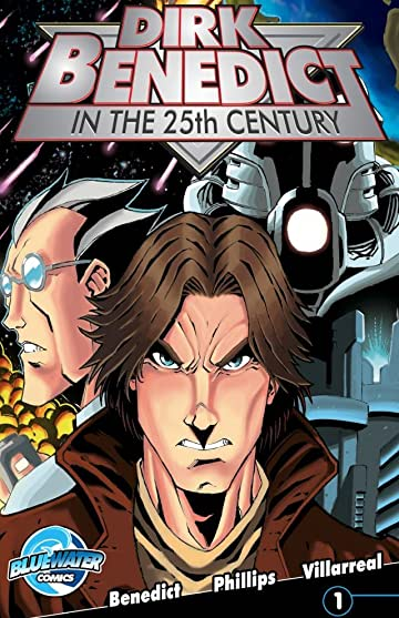 Dirk Benedict in the 25th Century #1