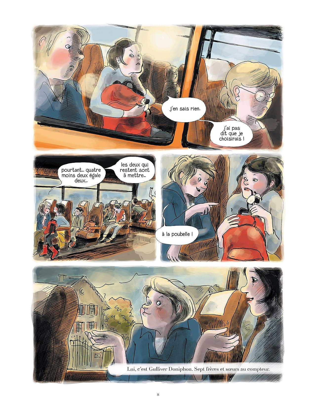 Quatre sœurs Vol. 1: Enid