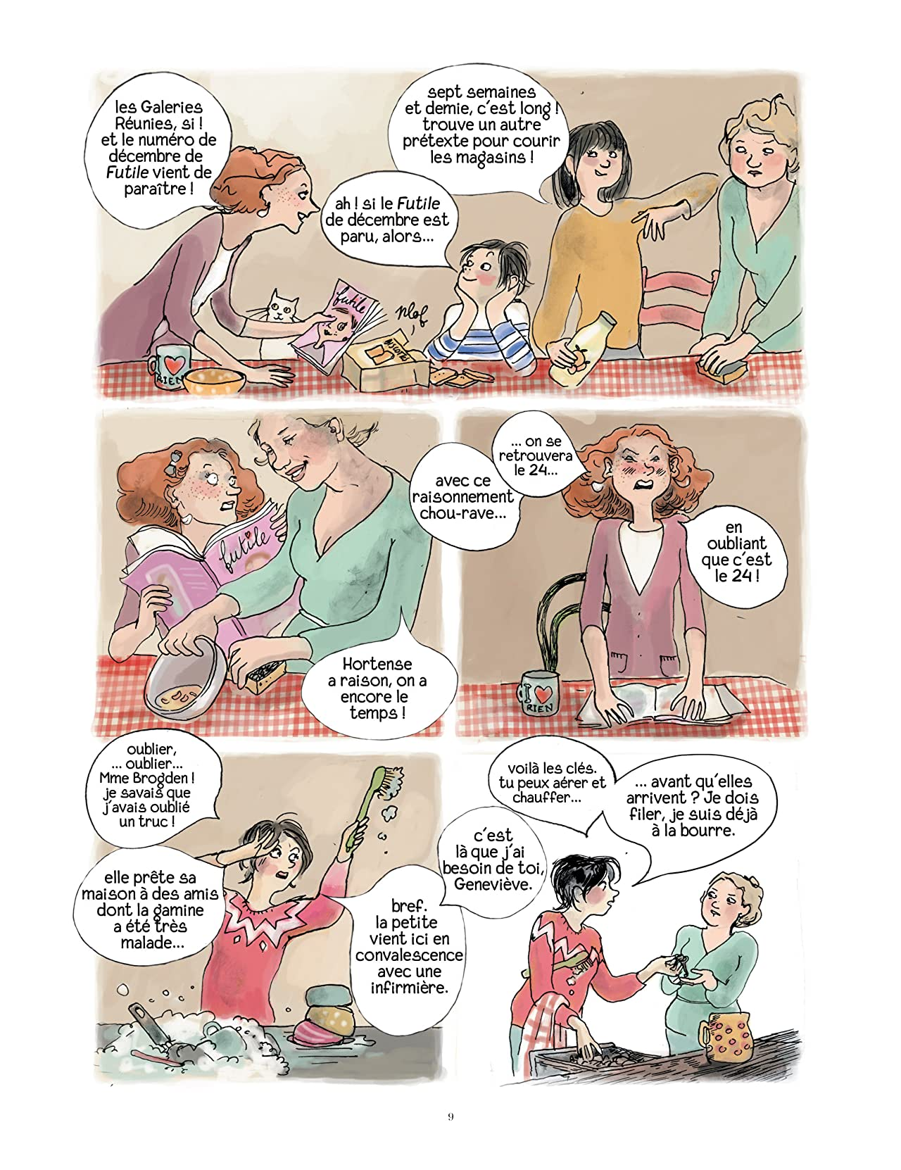 Quatre sœurs Vol. 2: Hortense