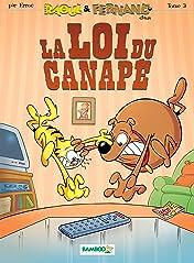 Raoul et Fernand Vol. 3: La loi du canapé