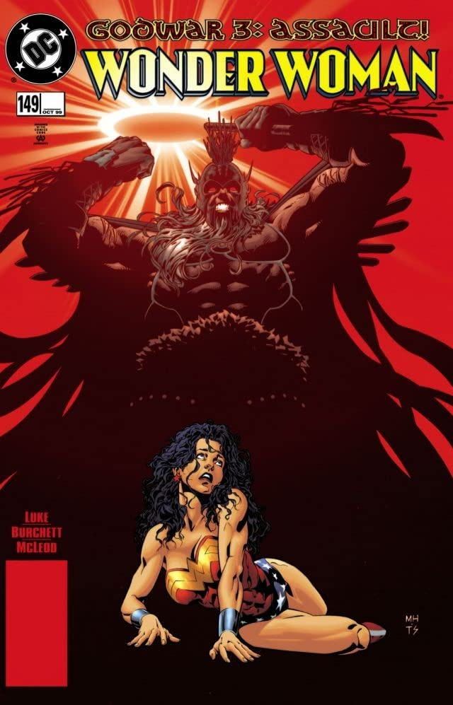 Wonder Woman (1987-2006) #149