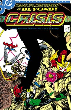 Crisis on Infinite Earths #2