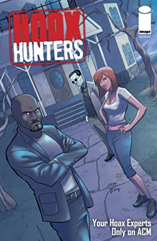 Hoax Hunters No.9