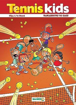 Tennis Kid Vol. 1: Ramasseurs de gags
