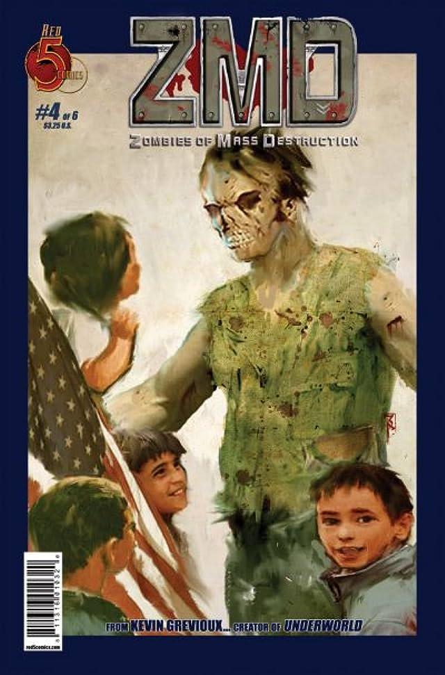 ZMD: Zombies of Mass Destruction #4