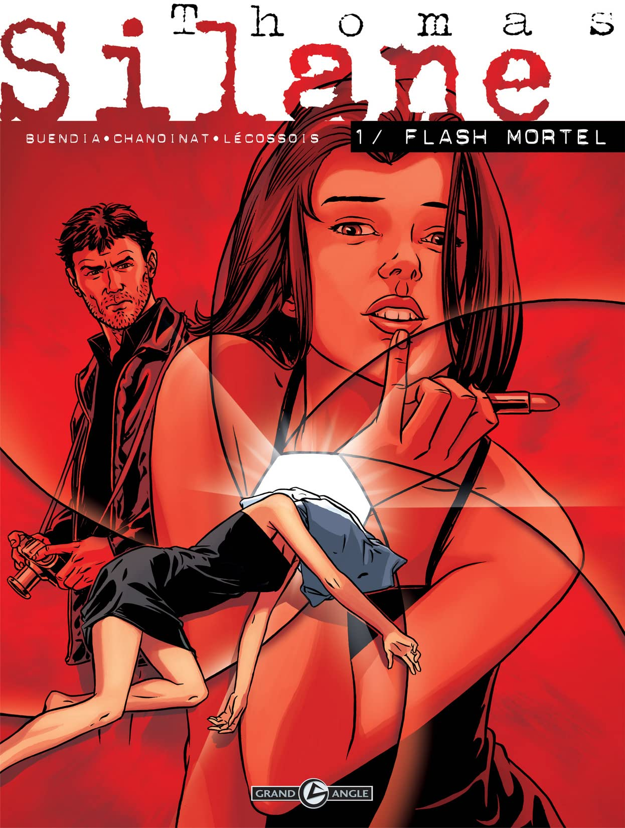 Thomas Silane Tome 1: Flash mortel