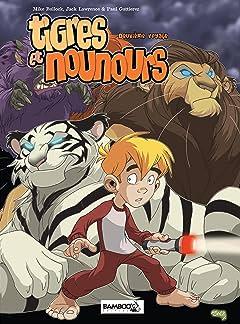 Tigres et Nounours - intégrale: Deuxième voyage