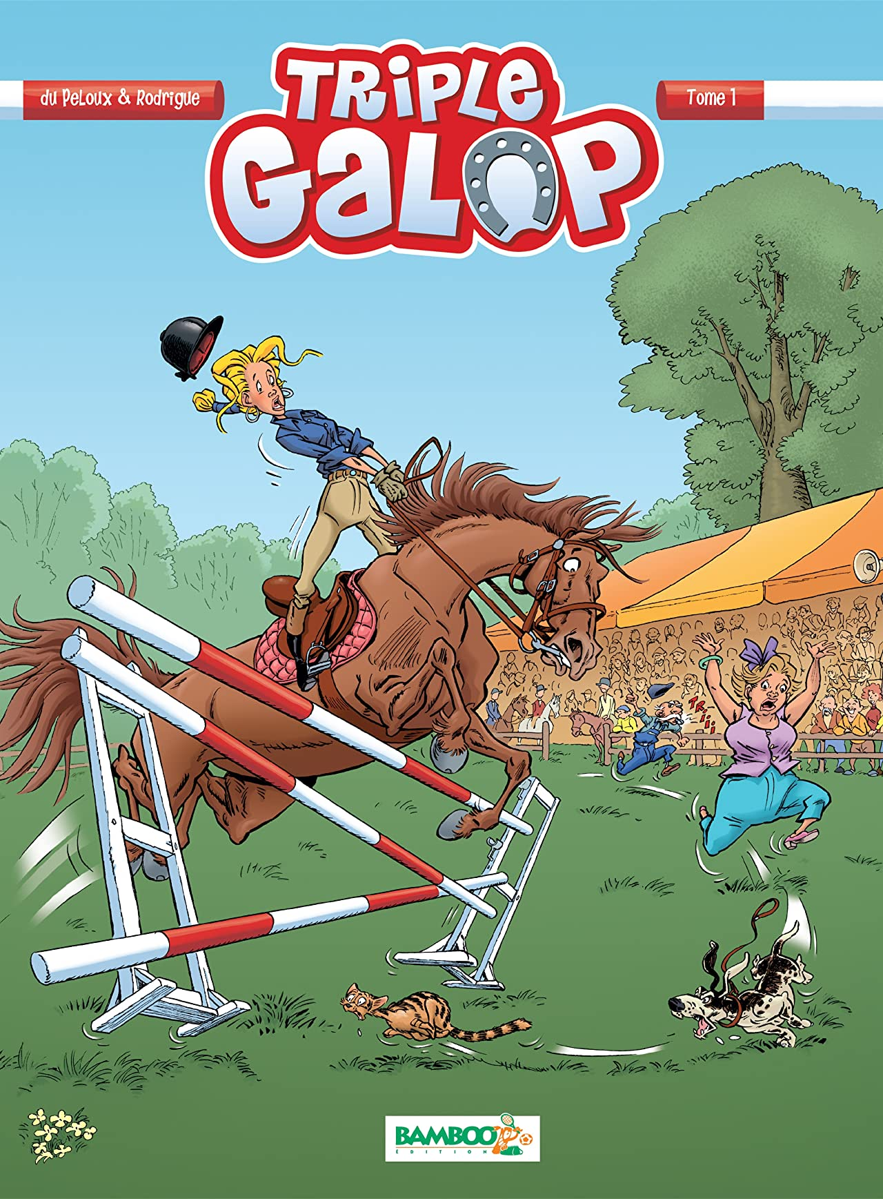 Triple Galop Vol. 1