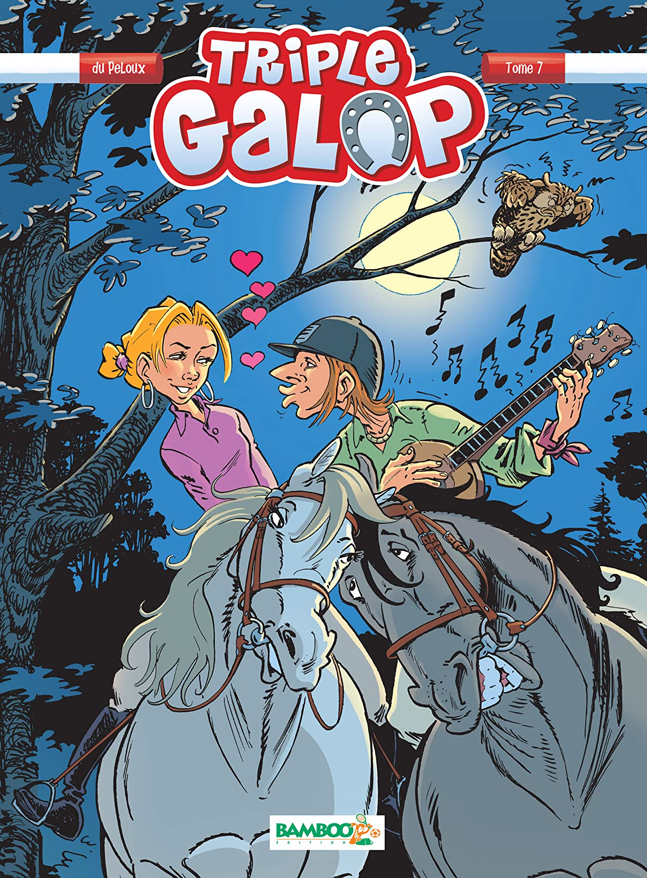 Triple Galop Vol. 7