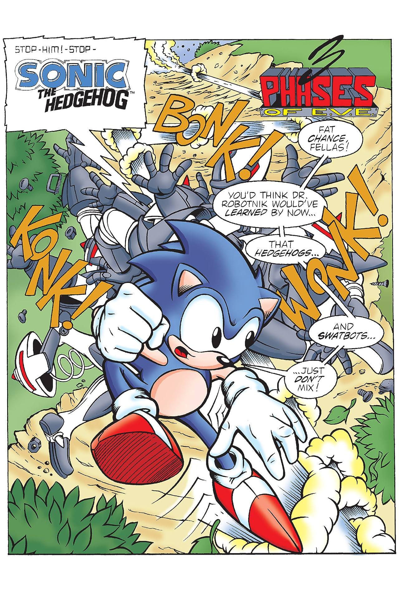 Sonic the Hedgehog #21