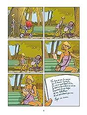Un petit livre oublié sur un banc Vol. 1