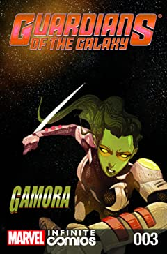 Guardians of the Galaxy Infinite Comic #3