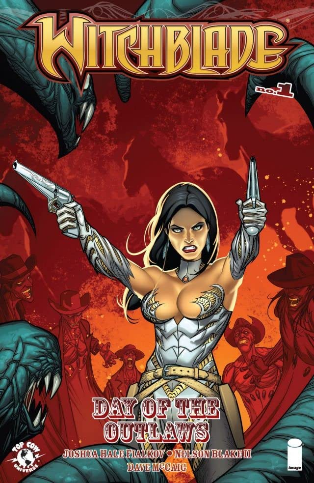 Witchblade: Day of the Outlaws #1