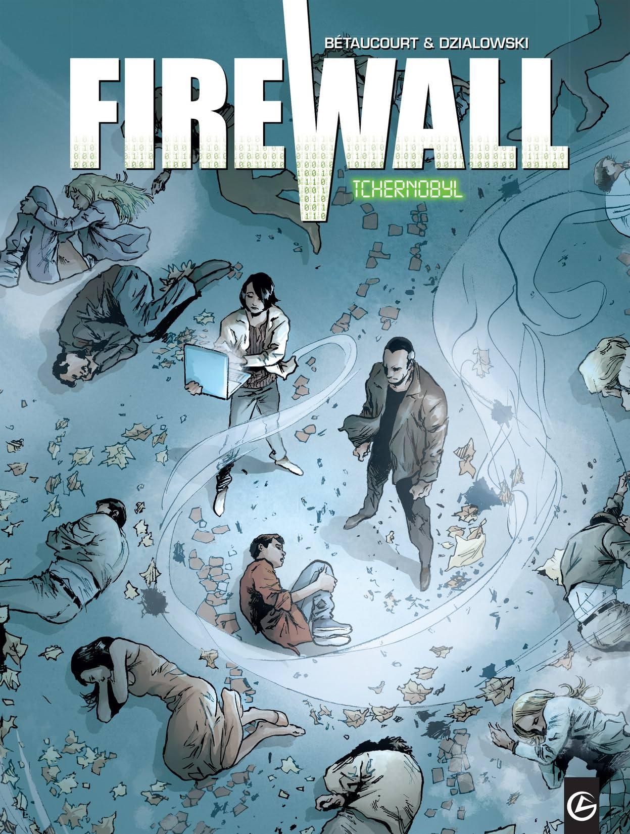 Firewall Vol. 1: Tchernobyl