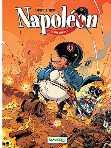 Napoléon Vol. 1: De mal empire !