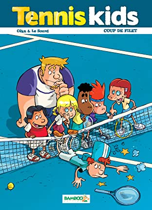 Tennis Kid Vol. 2