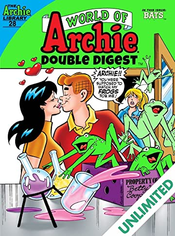 World of Archie Double Digest #28