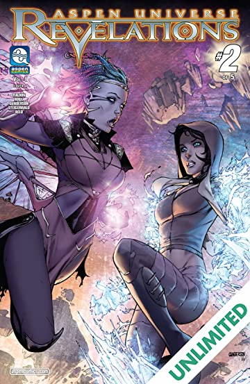 Aspen Universe: Revelations Vol. 1 #2 (of 5)