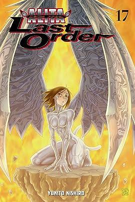 Battle Angel Alita: Last Order Vol. 17