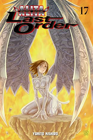 Battle Angel Alita: Last Order Tome 17