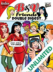 B & V Friends Double Digest #233