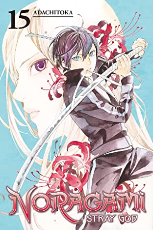 Noragami: Stray God Vol. 15