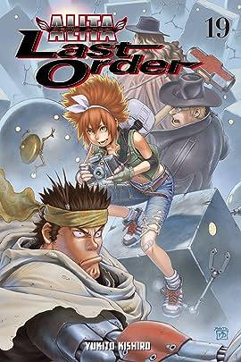 Battle Angel Alita: Last Order Vol. 19