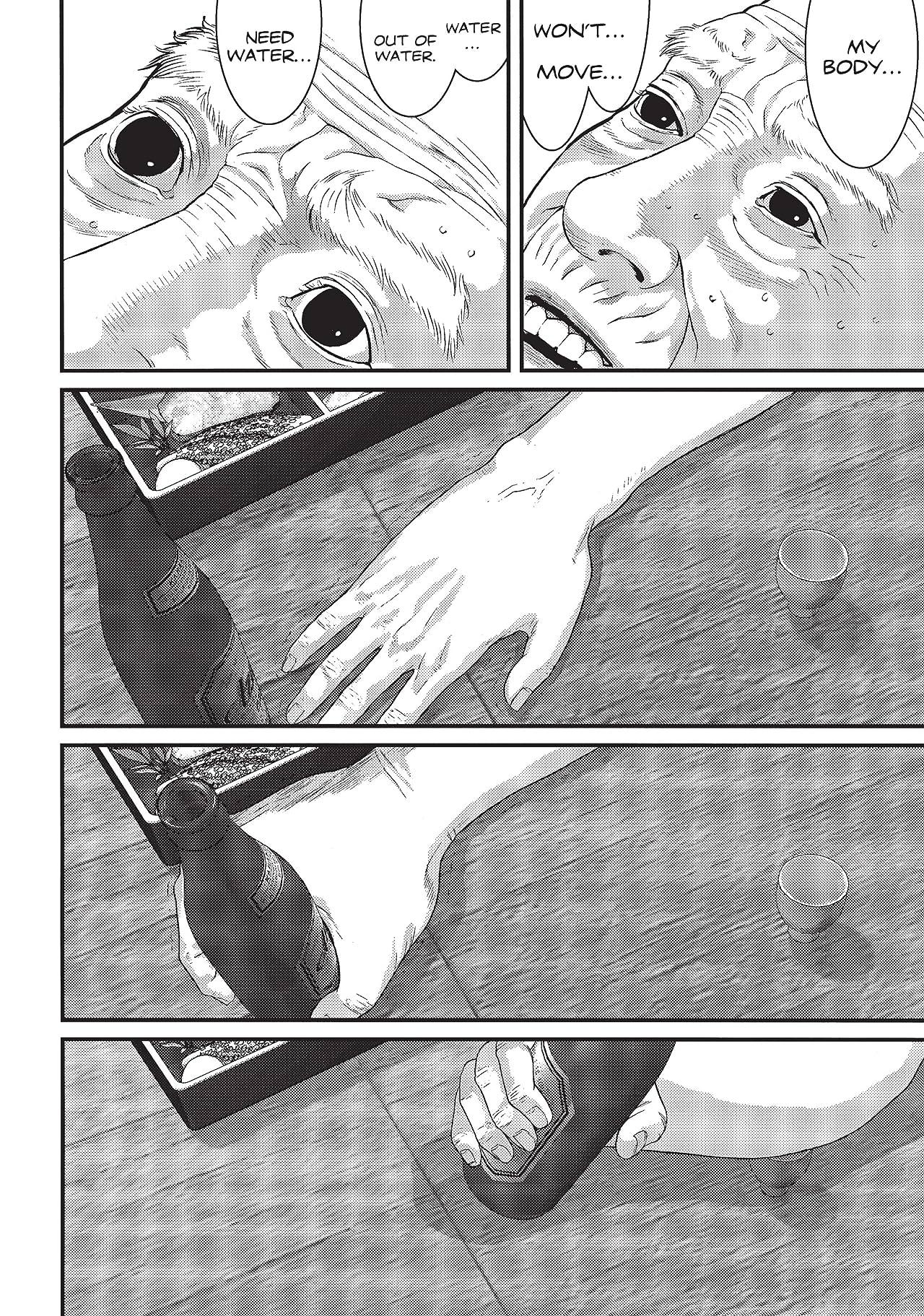 Inuyashiki Vol. 4