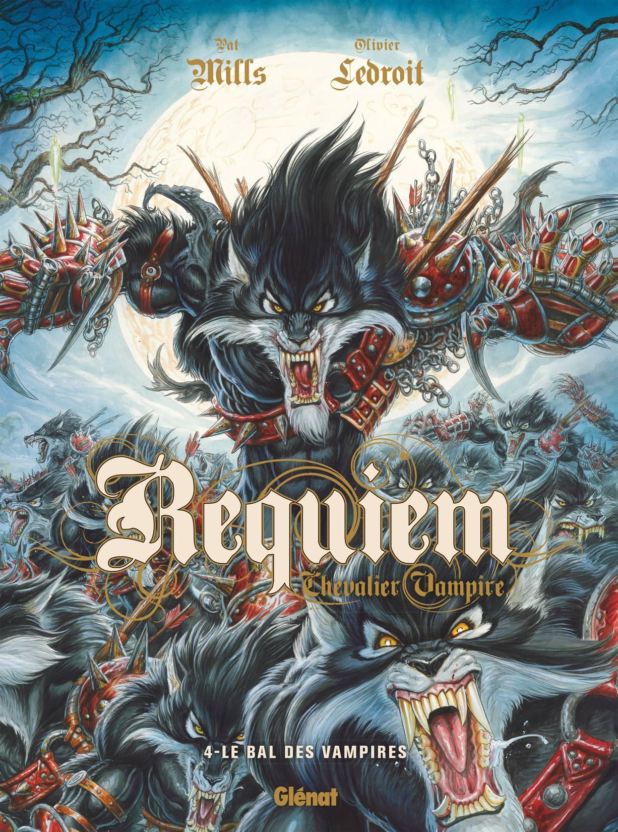 Requiem Vol. 4: Le bal des vampires