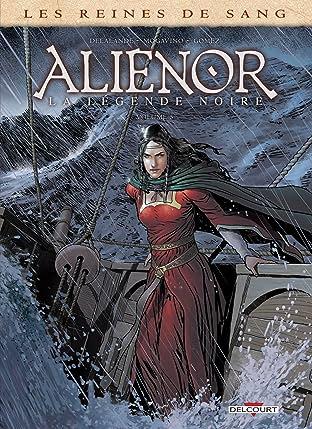 Les Reines de sang - Aliénor, la légende noire Tome 5