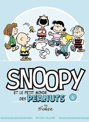 Snoopy et le petit monde des Peanuts Vol. 6