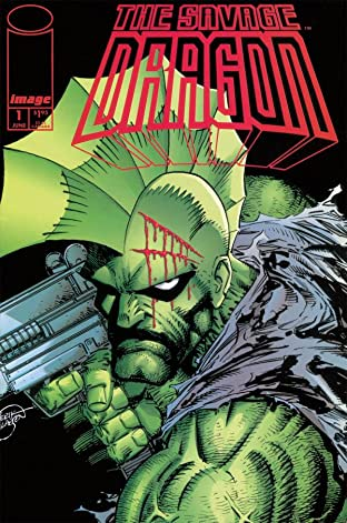 Savage Dragon No.1