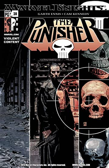 The Punisher (2001-2003) #28