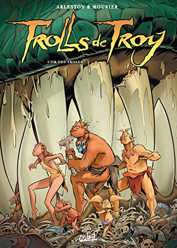 Trolls de Troy Vol. 21: L'or des Trolls