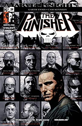 The Punisher (2001-2003) #29